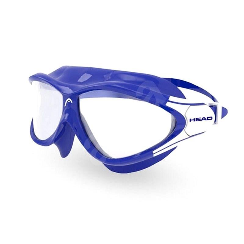 Head Rebel, modrá, čitý zorník - Plavecké brýle