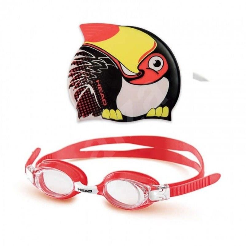 Head Meteor, dětská sada, tukan - Plavecké brýle