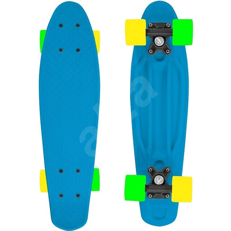Street Surfing Fizz Board Blue - Skateboard