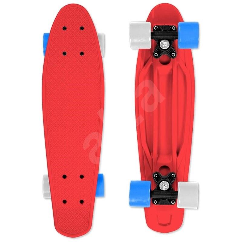 Street Surfing Fizz Board Red - Skateboard