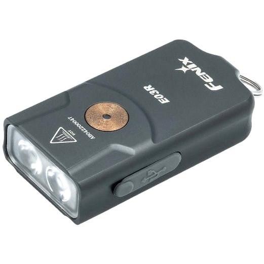 Fenix E03R - Baterka