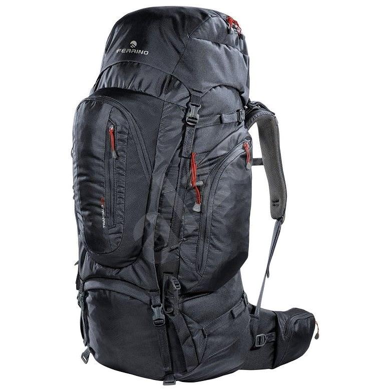 Ferrino Transalp 60 2020 - black - Turistický batoh