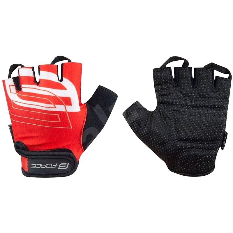 Force SPORT, červené XXL - Cyklistické rukavice