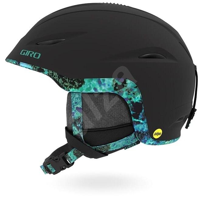 GIRO Fade MIPS Mat Black Rockpool S - Lyžařská helma