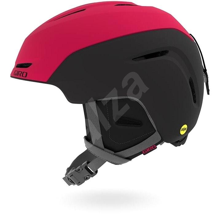 GIRO Neo Jr. MIPS Mat Bright Pink M - Lyžařská helma