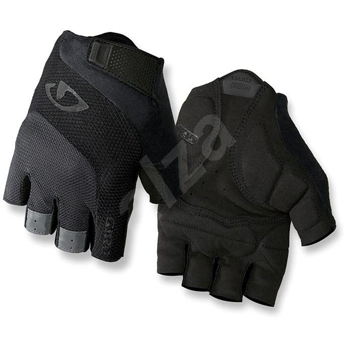 Giro Bravo Black S - Cyklistické rukavice