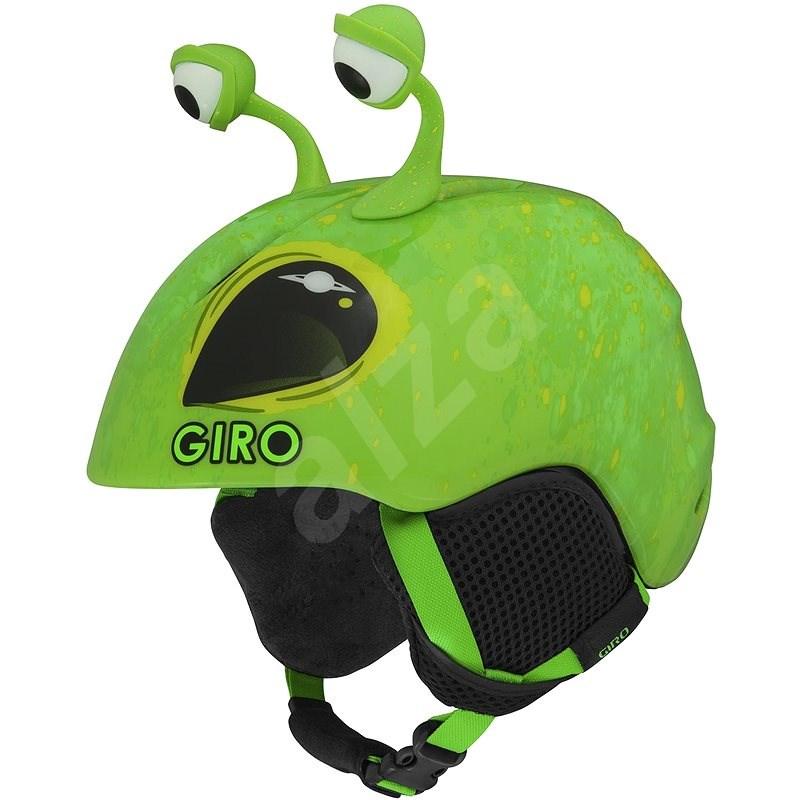 GIRO Launch Plus Bright Green Alien vel. XS  - Lyžařská helma