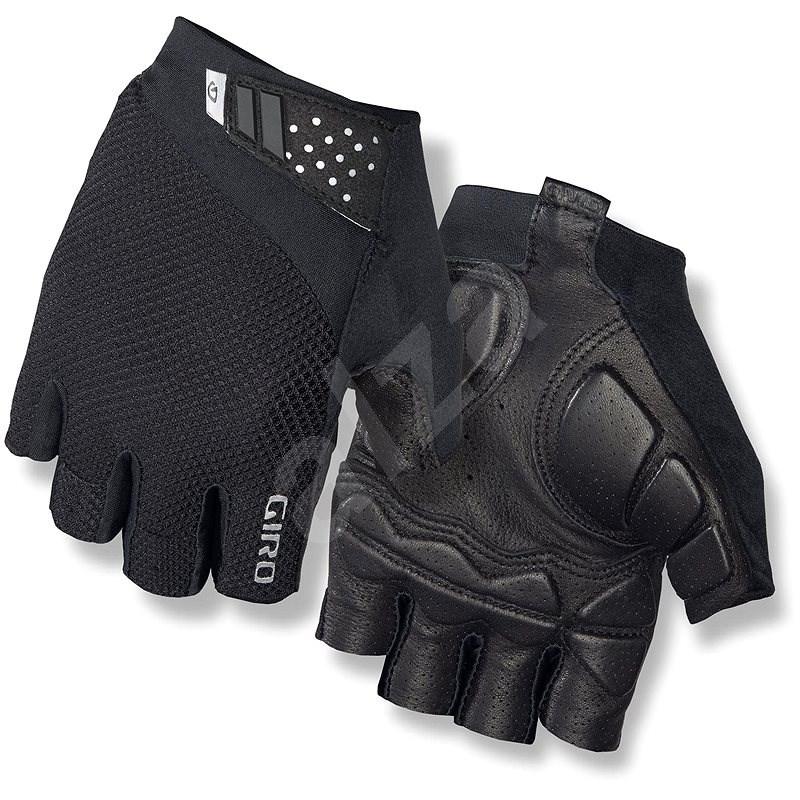 Giro Monaco II Black XL - Cyklistické rukavice