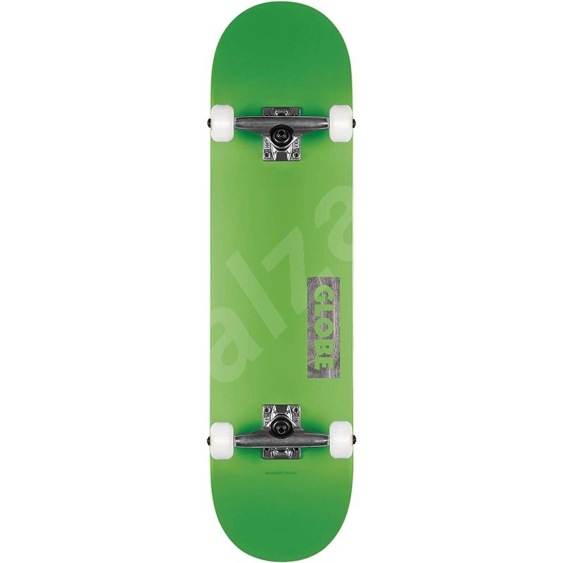 Globe Goodstock 8.0FU, NEON GREEN - Skateboard