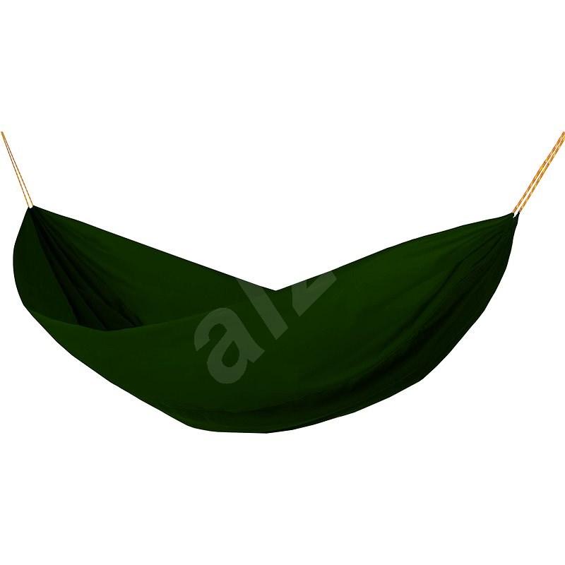 Hamaka original double zeleno-olivovo-zelená - Houpací síť