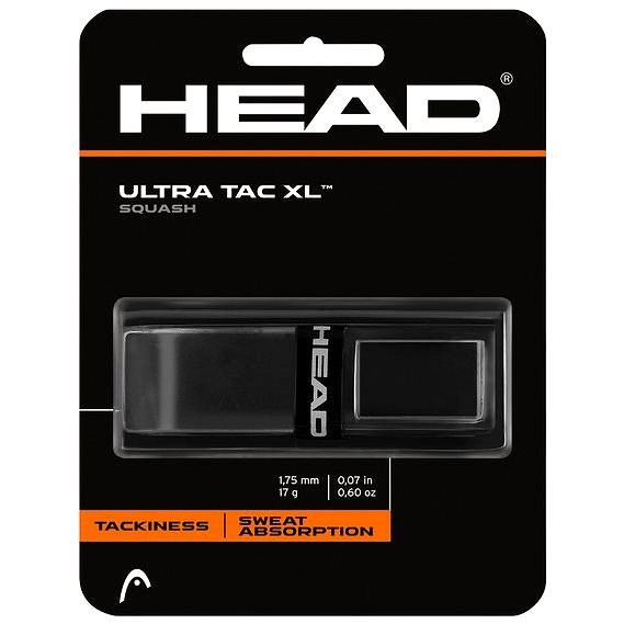 Head UltraTac XL Squash - Gripy na kolo