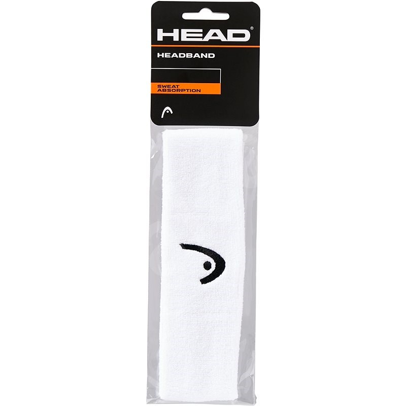 Head Headband bílá vel. UNI - Čelenka