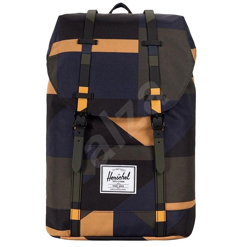 Herschel Retreat Arrowwood Frontier Geo - Městský batoh