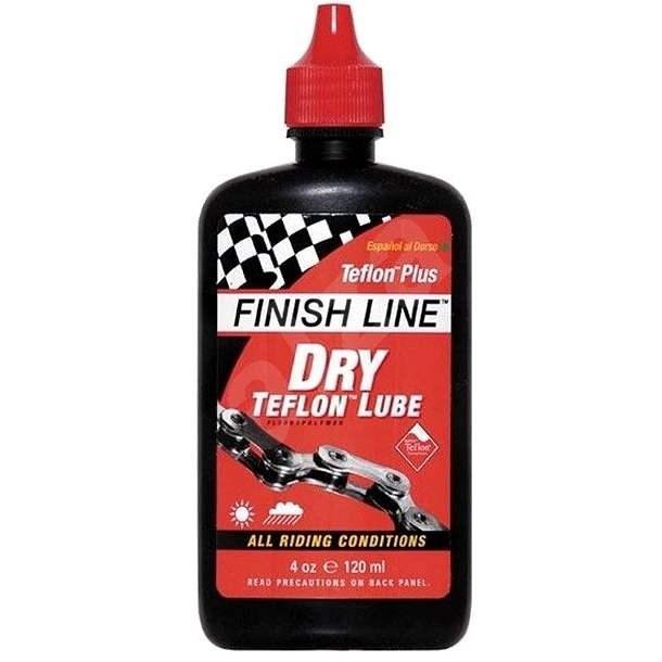 Finish Line Teflon Plus 4oz/120ml - kapátko - Mazivo