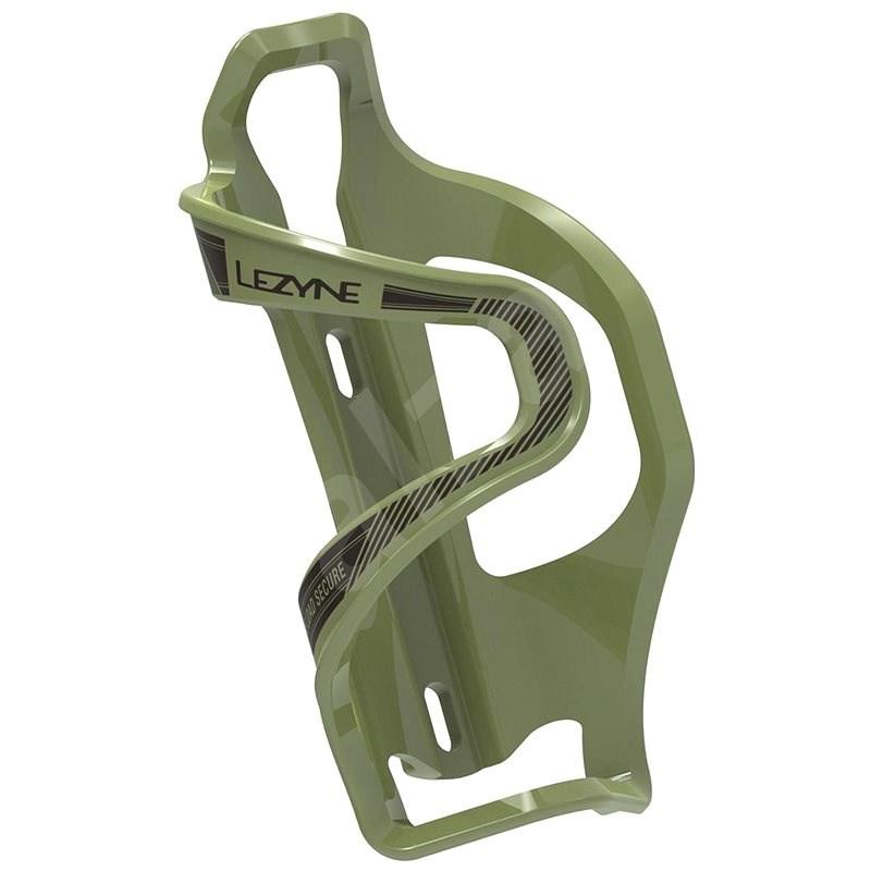 Lezyne Flow Cage SL - R Enhanced Green - Košík na lahev
