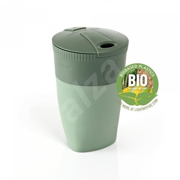 Light My Fire Pack-up-Cup BIO sandygreen - Hrnek