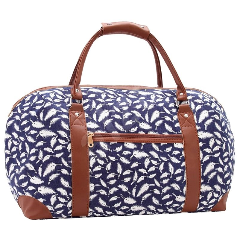JAZZI 2174 - modrá - Cestovní taška
