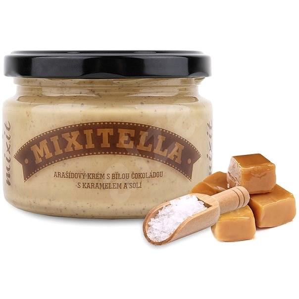 Mixitella Slaný karamel - Ořechový krém