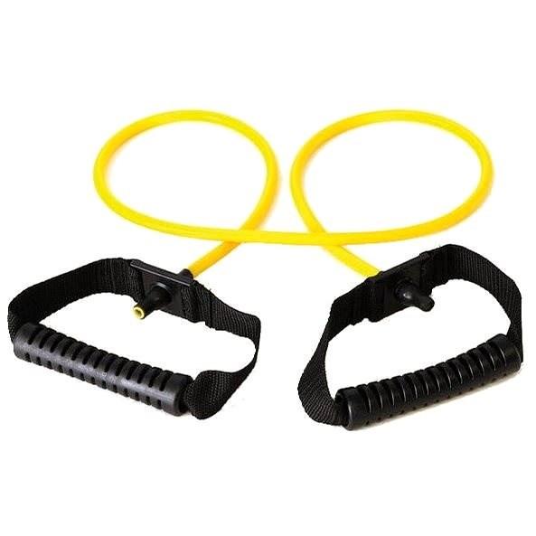 Sissel Posilovací expandér gumový žlutá - Posilovací guma