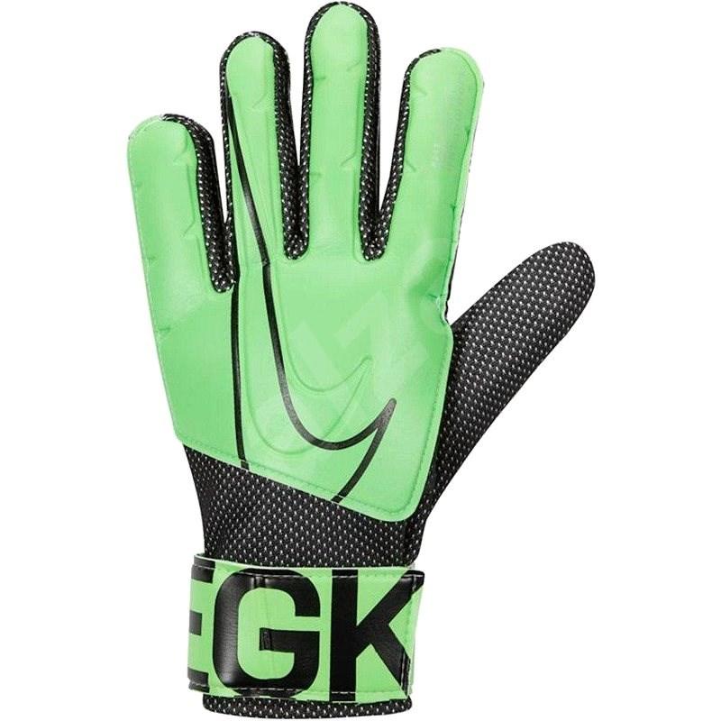 Nike Match Goalkeeper zelená vel. 8 - Brankářské rukavice