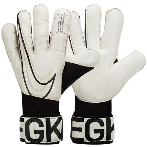 Nike Grip 3 bílá vel. 9 - Brankářské rukavice