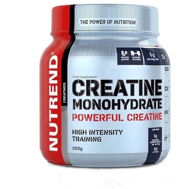 Nutrend Creatine Monohydrate, 300 g - Kreatin