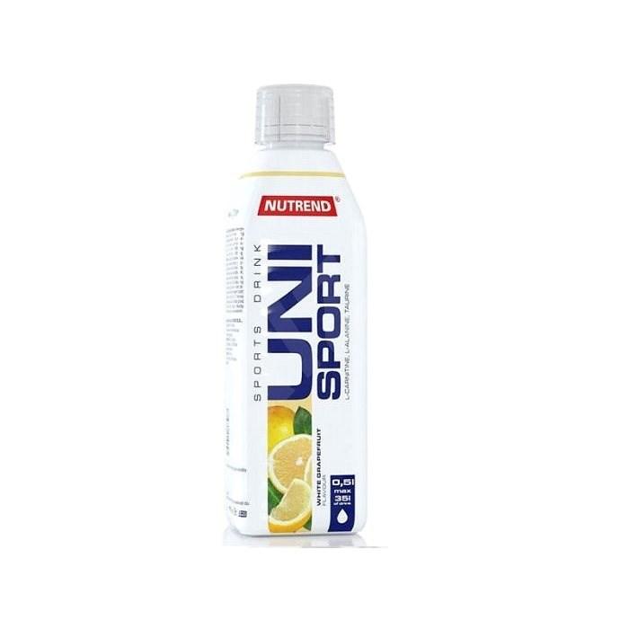 Nutrend Unisport, 500 ml, bílý grep - Iontový nápoj