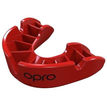 Opro Bronze red - Chránič zubů