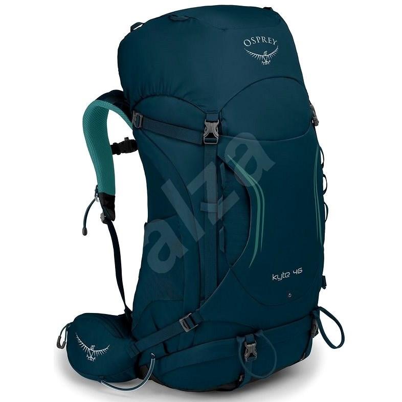 Osprey Kyte 46 II Icelake Green WS/WM - Turistický batoh