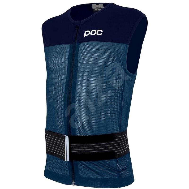 POC VPD Air vest Jr Cubane Blue Small - Páteřák