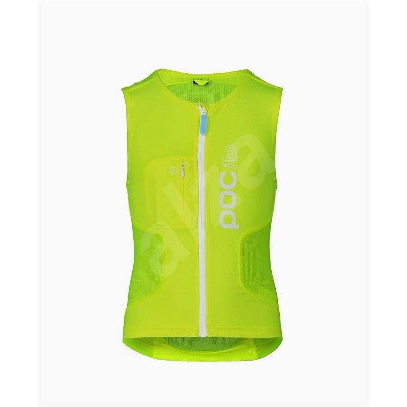 POC POCito VPD Air Vest Fluorescent Yellow/Green Large - Páteřák