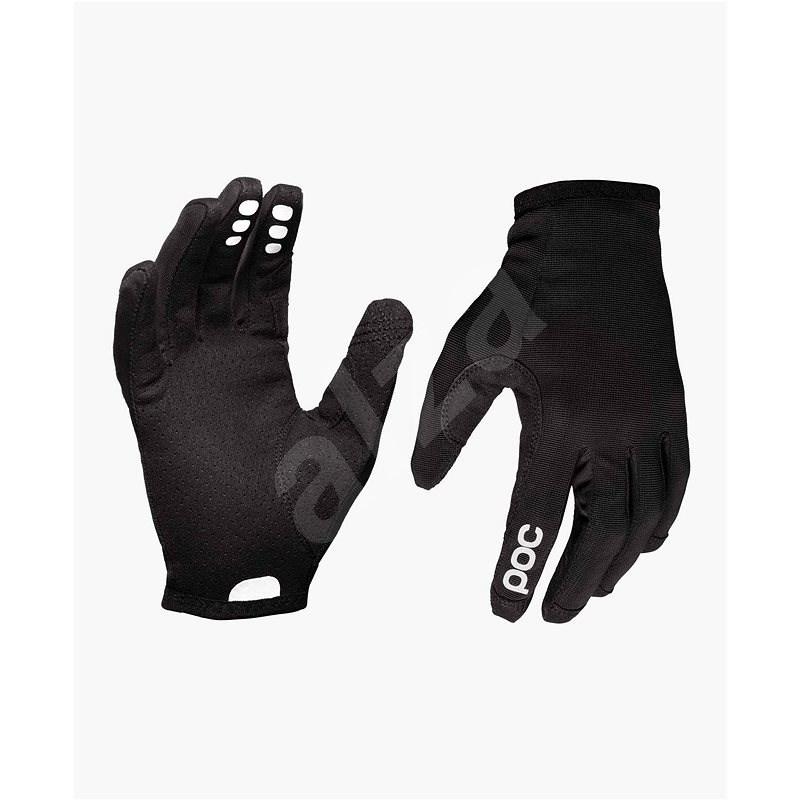 POC Resistance Enduro Glove Uranium black/Uranium Black M - Cyklistické rukavice