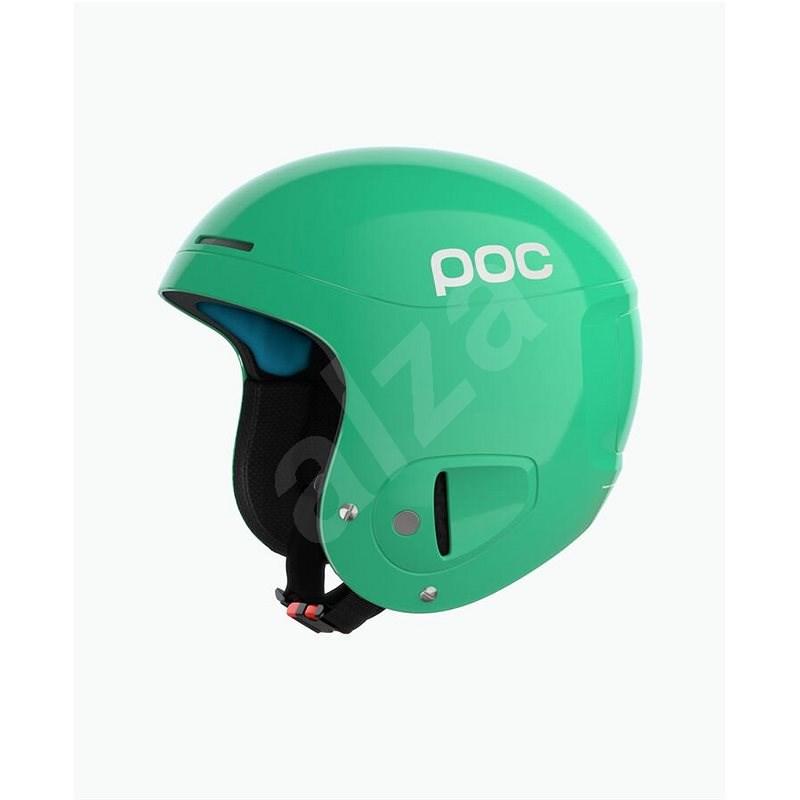 POC Skull X SPIN Emerald Green XL (59-60 cm) - Lyžařská helma