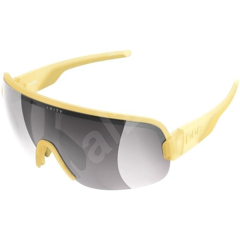 POC Aim Sulfur Yellow VSI - Cyklistické brýle