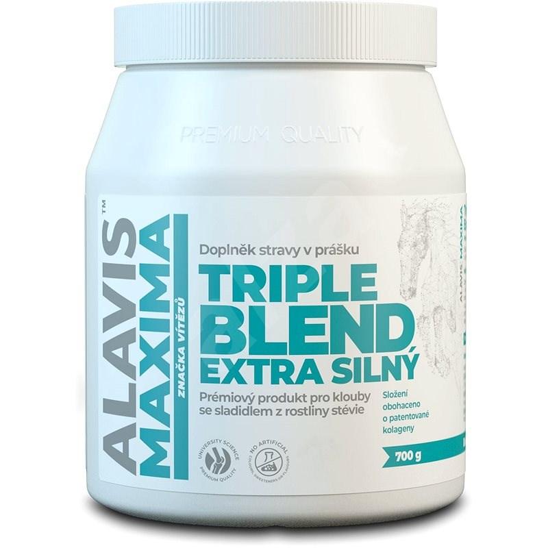 ALAVIS Maxima Triple Blend Extra Silný 700g - Kloubní výživa