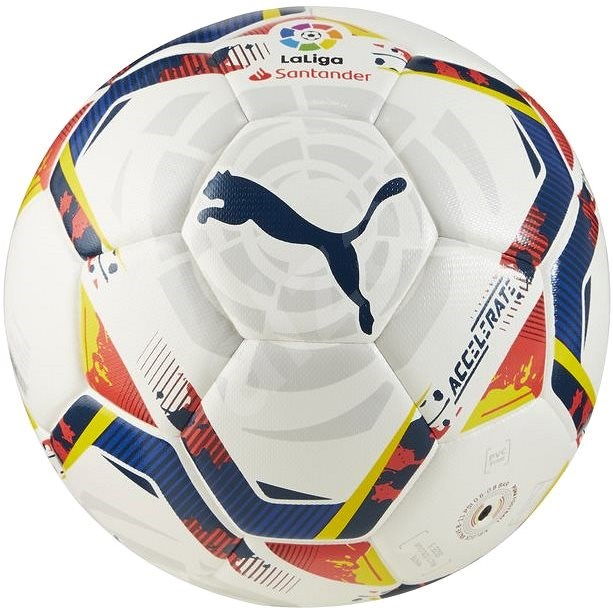 Puma LaLiga 1 ACCELERATE Hybrid, vel. 5 - Fotbalový míč