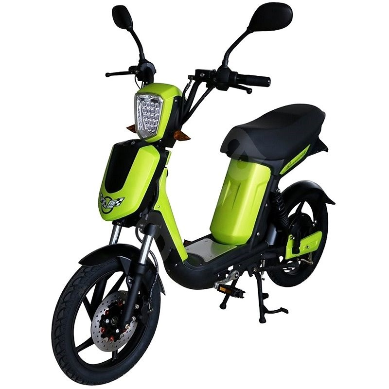 Racceway E-BABETA green - Elektroskútr
