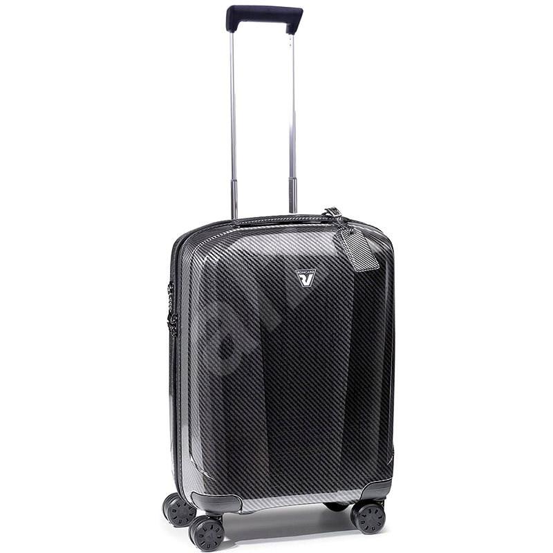 Roncato We Are 55 cm černá - Cestovní kufr s TSA zámkem