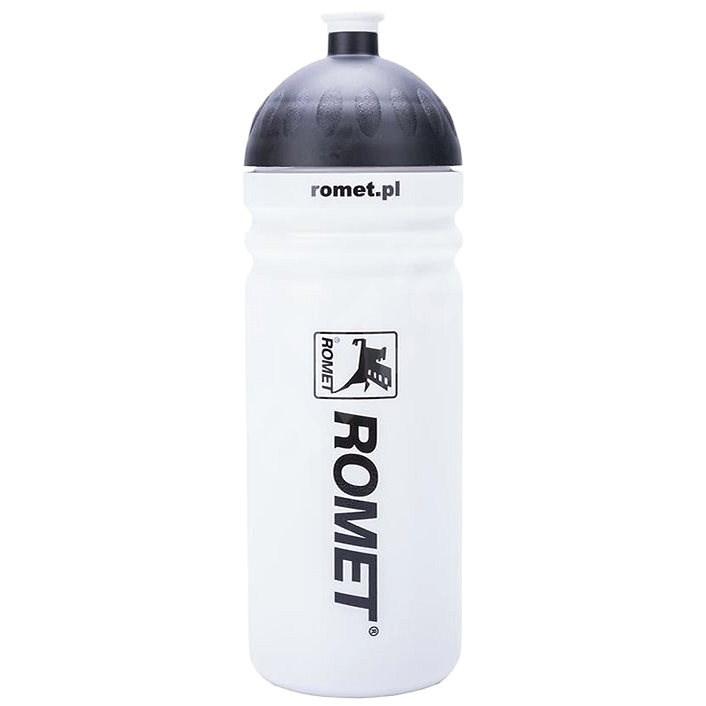 Romet Bidon 1,0l logo čirý - Láhev na pití