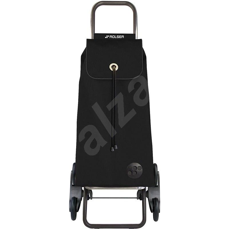 Rolser I-Max MF Rd6 černá - Nákupní taška na kolečkách