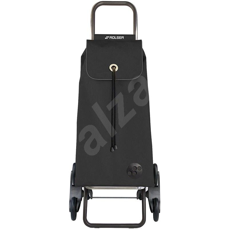 Rolser I-Max MF Rd6 tmavě šedá - Nákupní taška na kolečkách