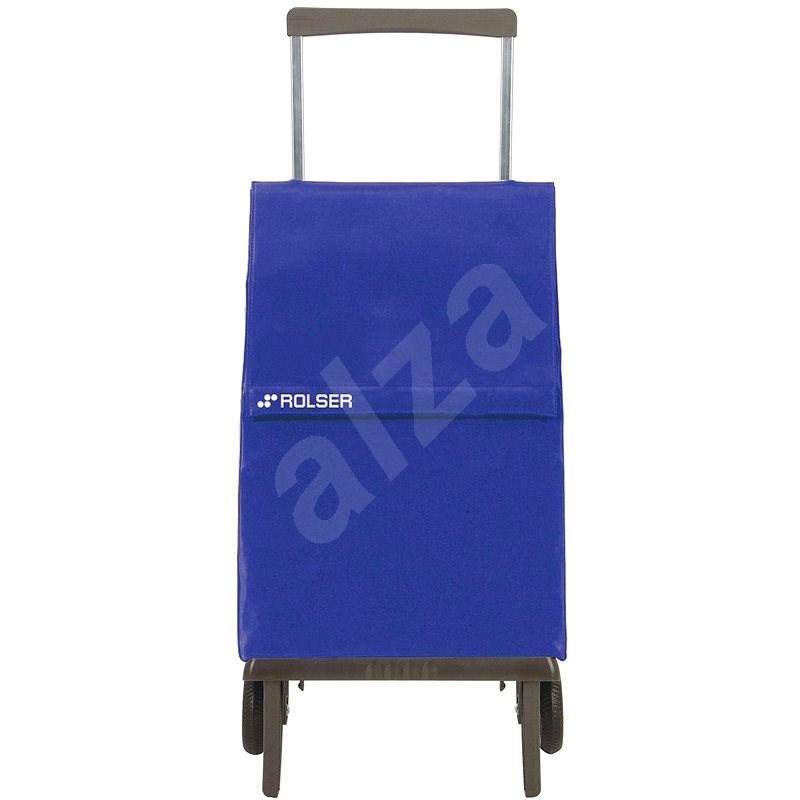 Rolser Plegamatic Original MF modrá - Nákupní taška na kolečkách