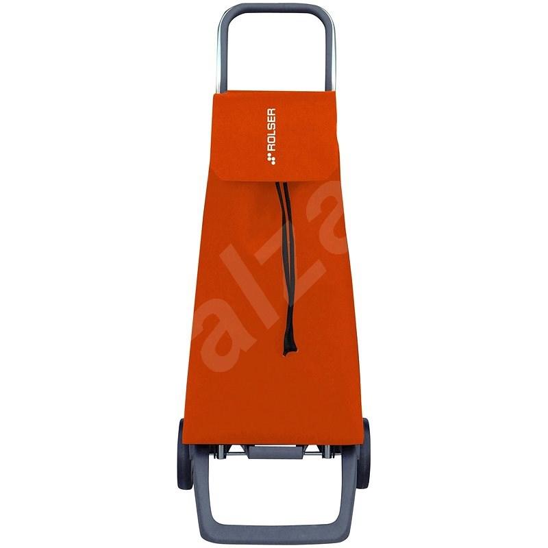 Rolser Jet LN Joy oranžová  - Nákupní taška na kolečkách