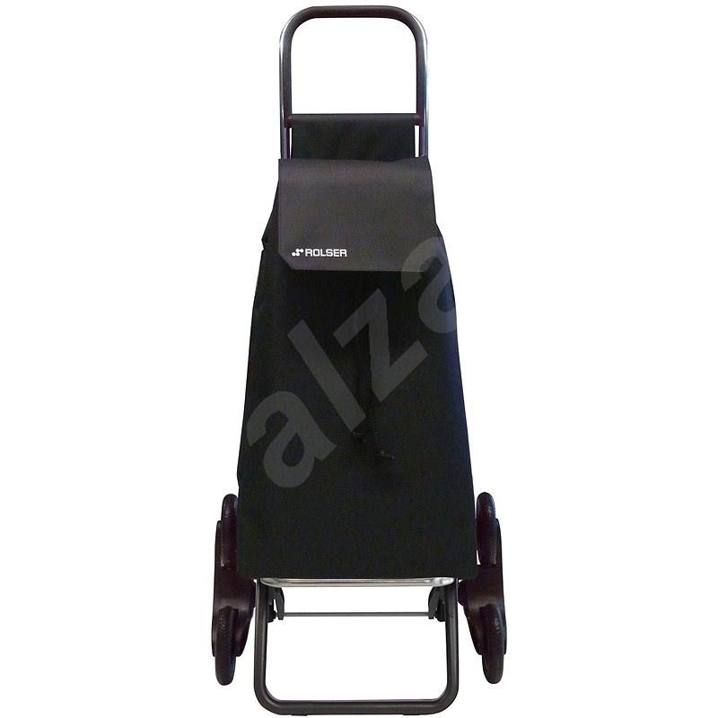 Rolser Saquet LN Rd6 černá - Nákupní taška na kolečkách