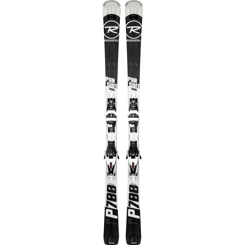 Rossignol Pursuit 700 TI + NX 12 Konect vel.177 cm - Sjezdové lyže