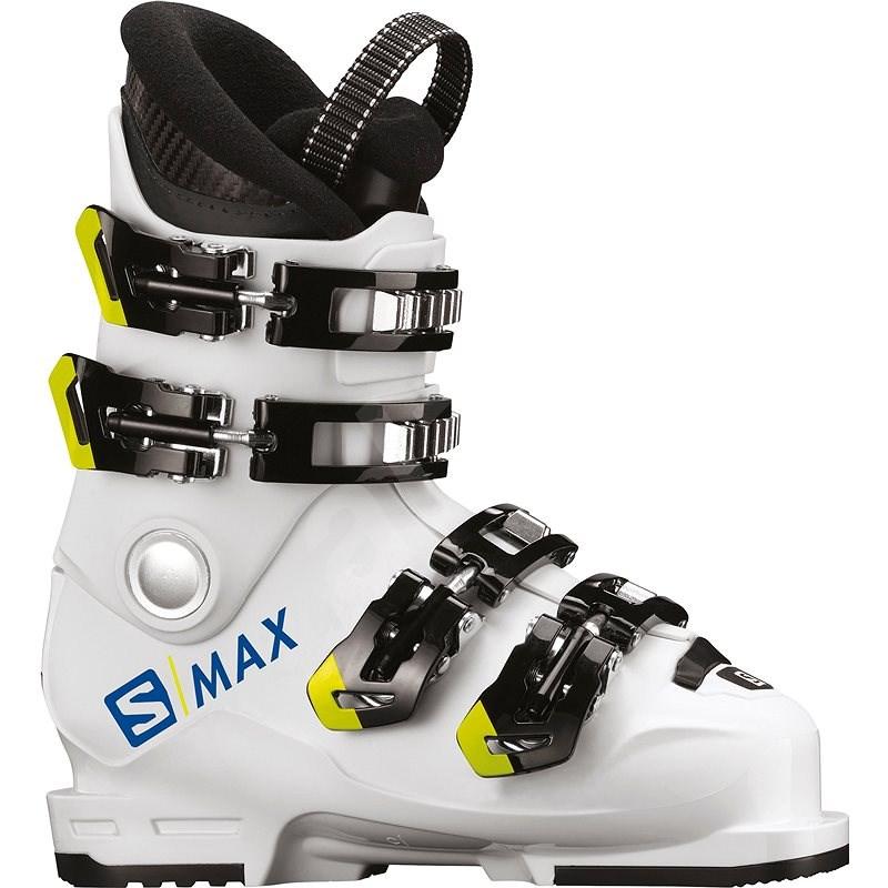 Salomon S/Max 60T L White/Acid Green vel. 39 2/3 - 40 1/3 EU / 250-255 mm - Lyžařské boty