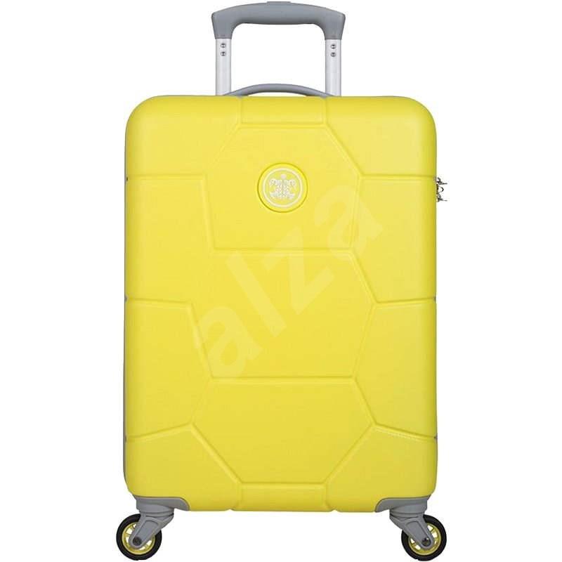 Suitsuit TR-1242/3-S ABS Caretta Blazing Yellow - Cestovní kufr