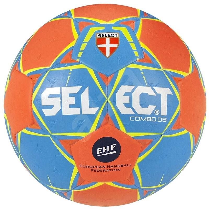 Select Combo modro-oranžová vel.2 - Házenkářský míč