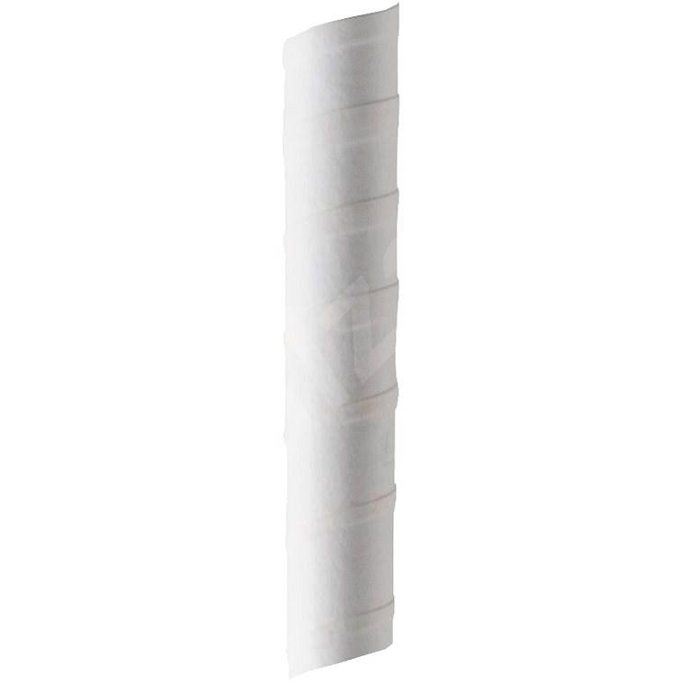 Zonefloorball Over Grip Super Sticky - bílá - Florbalová omotávka