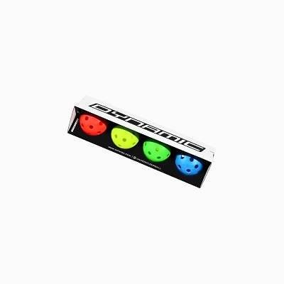 Unihoc Dynamic (4ks) - mix barev - Florbalový míček